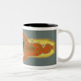 Vintage Cigar Label Mug