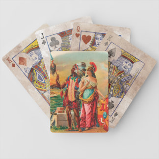 Vintage Cigar Label Playing Cards