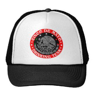 Vintage Cinco De Mayo Drinking Team Trucker Hat