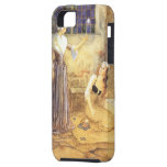 Vintage Cinderella and Fairy Godmother Fairy Tale iPhone 5 Case