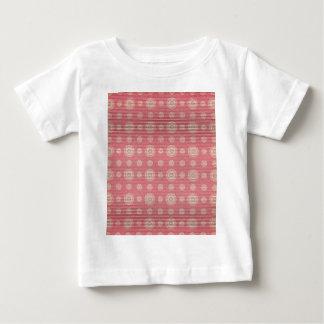 vintage circle pattern baby T-Shirt