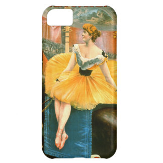 Vintage Circus Advertisement 1893 iPhone 5C Covers