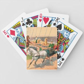 Vintage : circus Barnum & Bailey - Bicycle Poker Cards