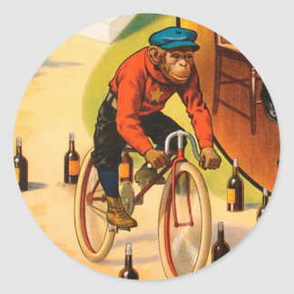Vintage : circus Barnum & Bailey - Stickers