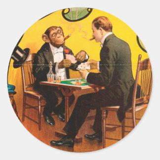Vintage : circus Barnum & Bailey - Sticker