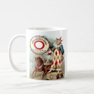 Vintage Circus Clown Gift Mug