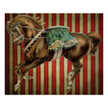 vintage circus horse posters