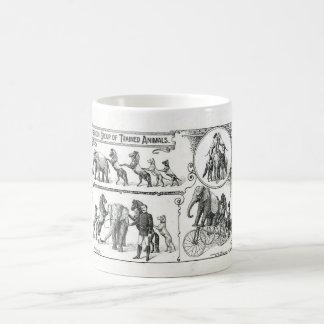Vintage Circus Mug