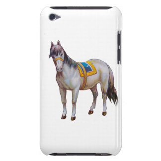 Vintage Circus Pony iPod Case-Mate Cases