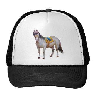 Vintage Circus Pony Hats