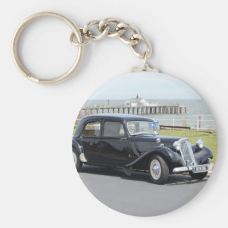 Vintage Citroen Key Ring