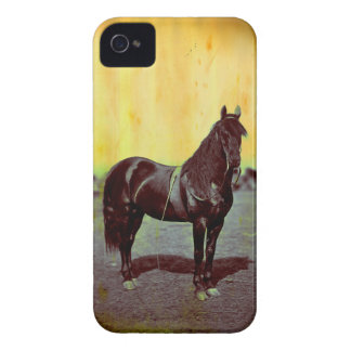 Vintage Civil War Union Horse Blackberry Bold Case