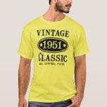 Vintage Classic 1951 T-Shirt