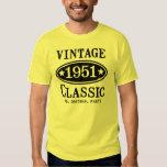 Vintage Classic 1951 Tshirts