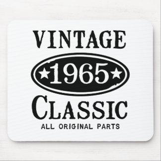 Vintage Classic 1965 Mouse Pad