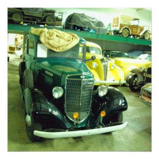 Vintage Classic Car 1 Photo Print
