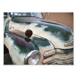Vintage Classic Truck Photo Art