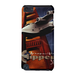 Vintage Clipper 314 i-Pod Touch  iPod Touch (5th Generation) Cover