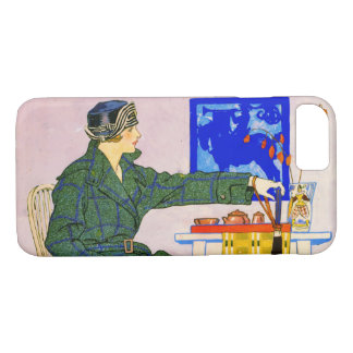 Vintage Clothing Advertisement 1910 iPhone 7 Case