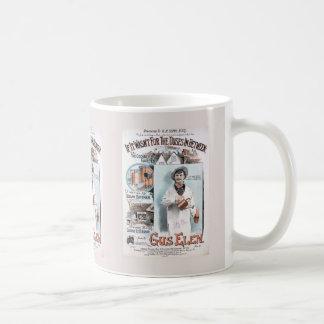 Vintage Cockney's Garden Coffee Mug