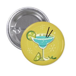 Vintage cocktail designers button
