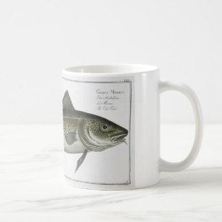 Vintage Cod Mug