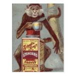 Vintage Coffee Ad Postcards