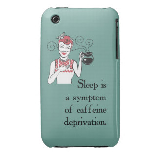 Vintage Coffee iPhone 3/3GS case Case-Mate iPhone 3 Cases