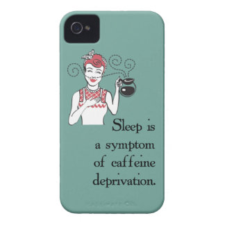 Vintage Coffee iPhone 4/4S Case