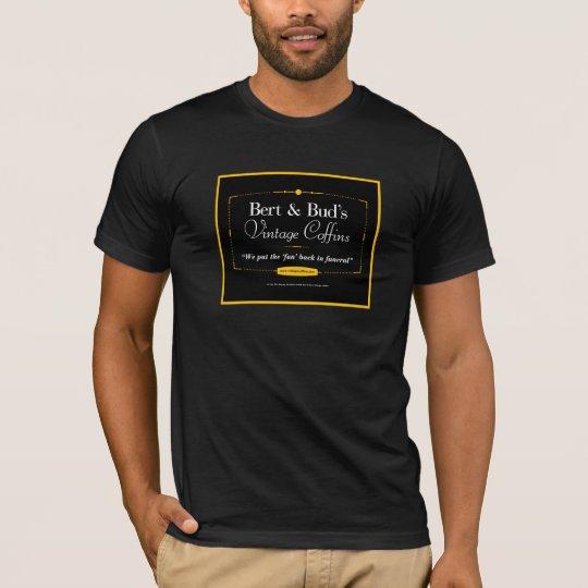 Vintage Coffins Mens Long-Sleeved T-Shirt