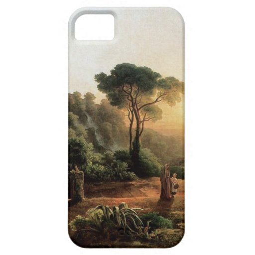 Vintage Collection - Landscape Painting iPhone 5/5S Cover
