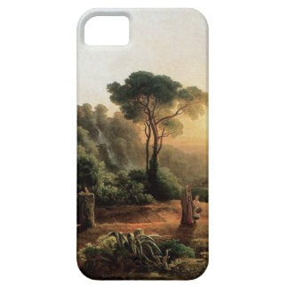 Vintage Collection - Landscape Painting iPhone 5 Cover