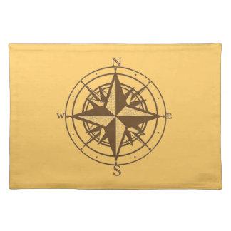 Vintage Compass Placemat