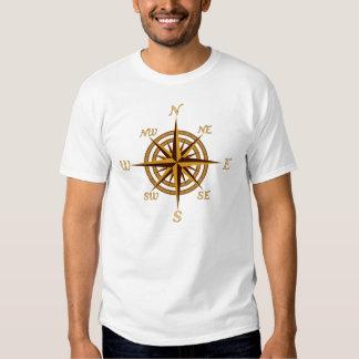 Vintage Compass Rose Shirt