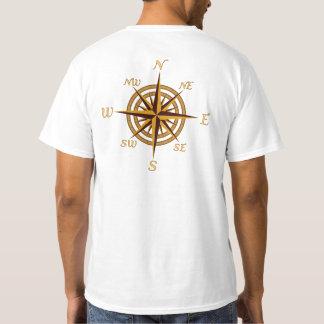 Vintage Compass Rose Tshirt