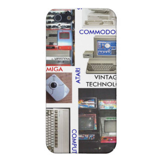 VINTAGE COMPUTERS AND GAMES iPhone 5 COVERS