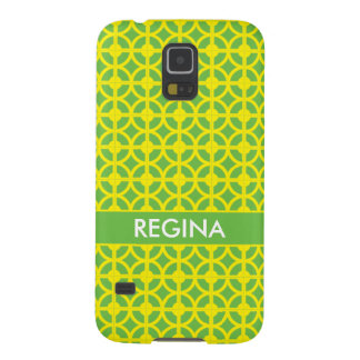 Vintage Concrete Block Pattern Samsung Galaxy S5 Cases For Galaxy S5