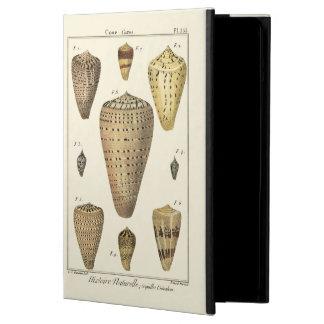 Vintage Cone Shells iPad Air Cover