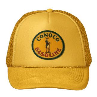 """""""Vintage Conoco Gas Sign"""" Cap"""