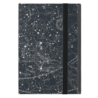 Vintage Constellation Map Cover For iPad Mini