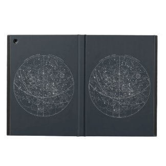 Vintage Constellation Map iPad Air Cover