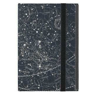Vintage Constellation Map iPad Mini Covers