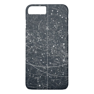 Vintage Constellation Map iPhone 8 Plus/7 Plus Case