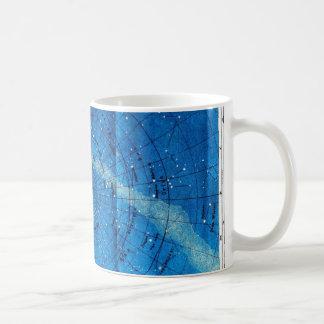Vintage Constellation Map Mugs