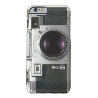 Vintage Contax Camera Barely There iPhone 6 Case