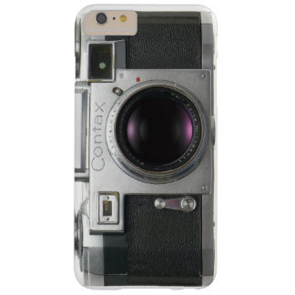 Vintage Contax Camera Barely There iPhone 6 Plus Case