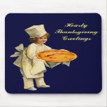 Vintage Cook Mousepad