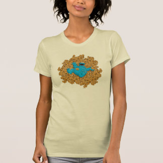 Vintage Cookie Monster and Cookies T-Shirt