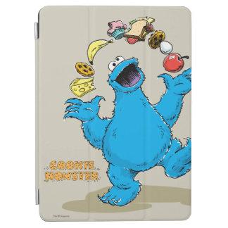 Vintage Cookie Monster Juggling iPad Air Cover