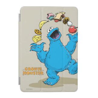 Vintage Cookie Monster Juggling iPad Mini Cover